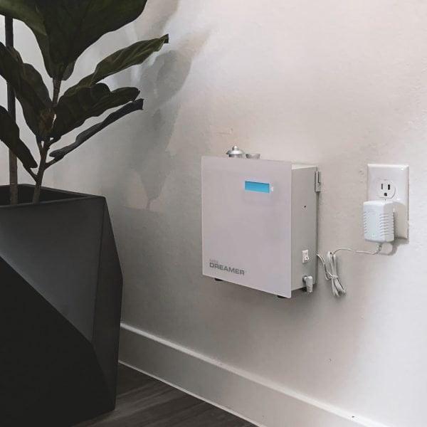 Diffuser 1080x1080 Mini Dreamer Bluetooth wall