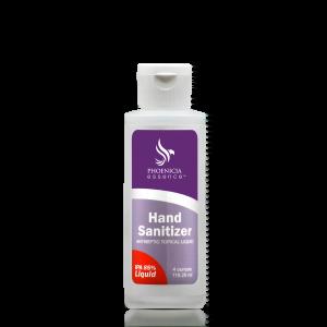 Hand Sanitizer 4oz Image