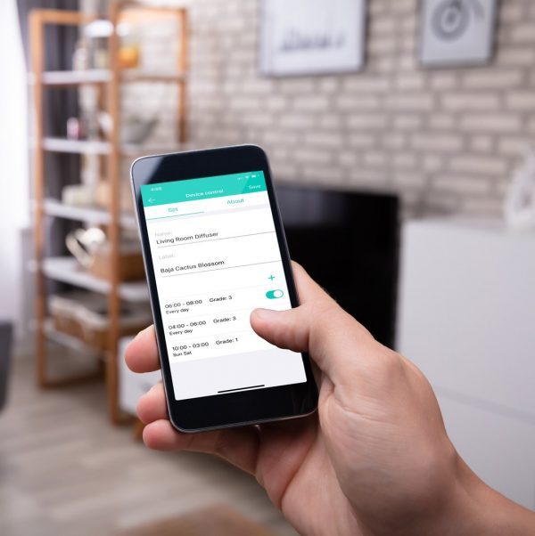 Bluetooth App Control Image