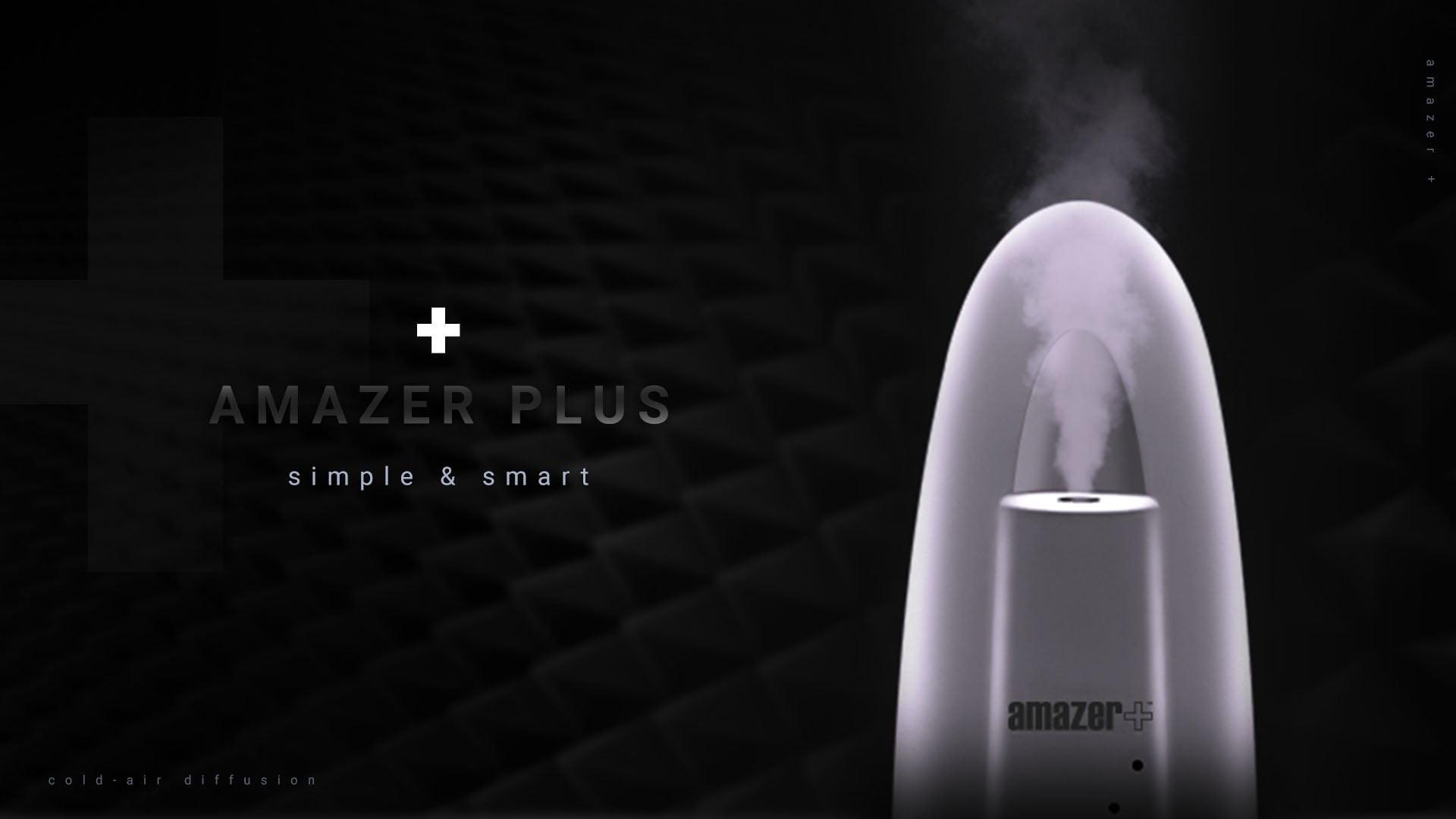 Amazer Plus Diffuser Header Image