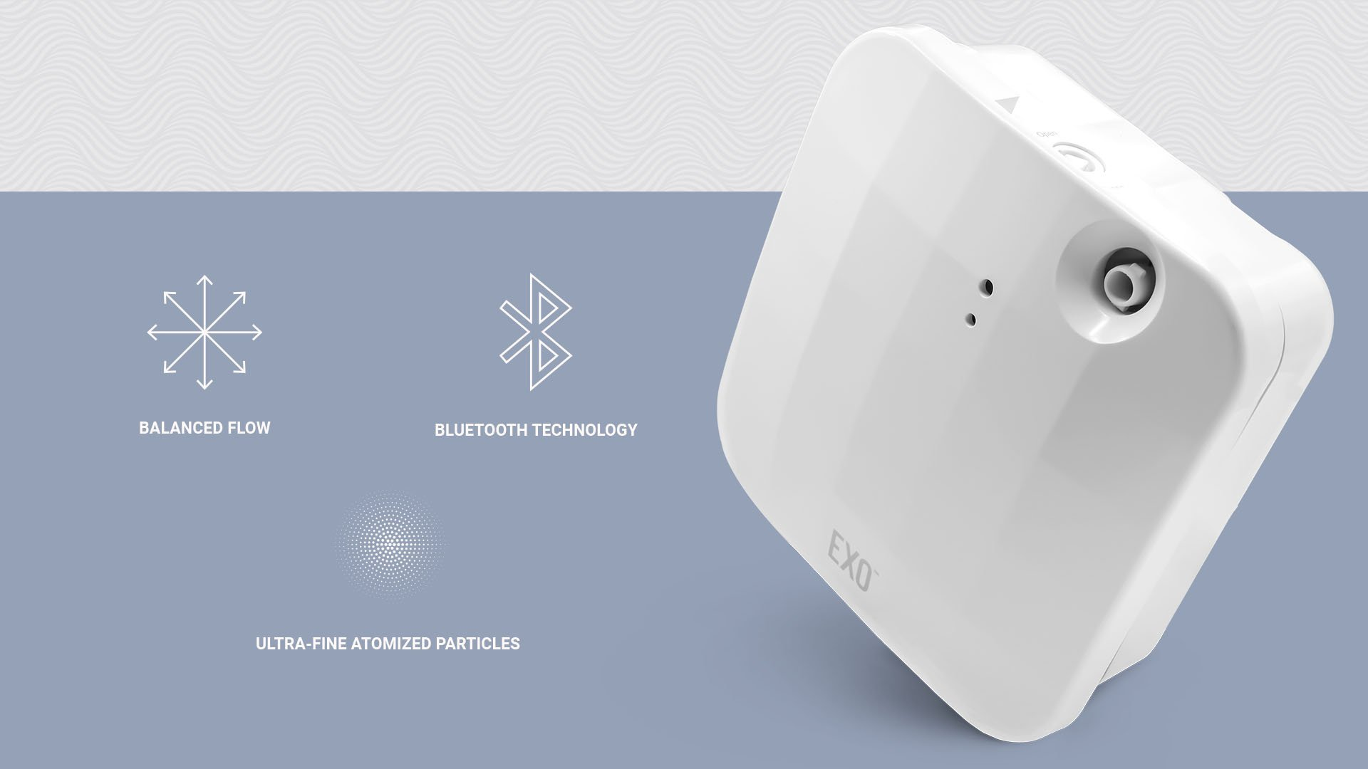 Exo Smart Home Diffuser Features Image